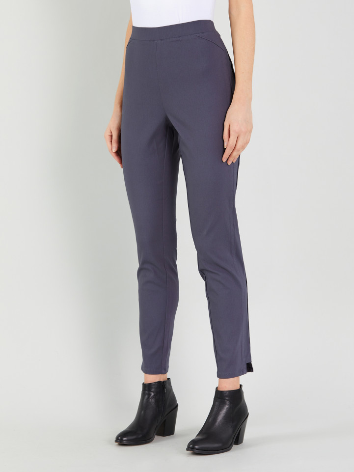 Panelled Tappered Pant