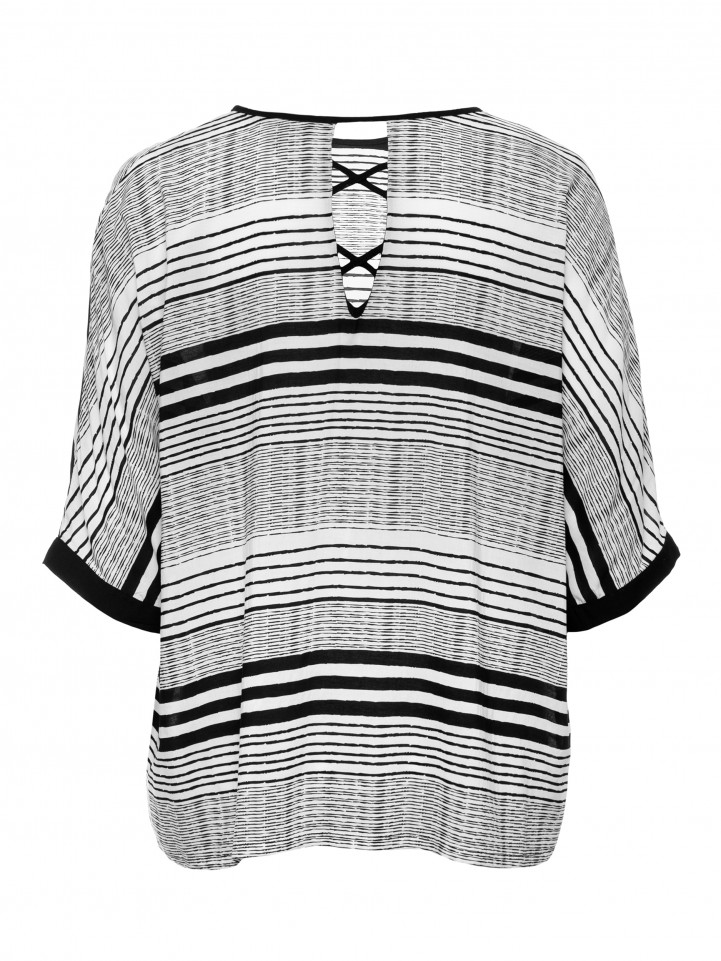 Elbow Cross Tie Shirt