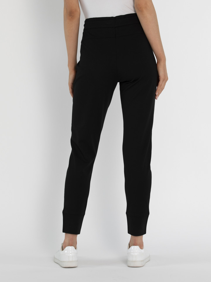 Pull On Spliced Panel Pant