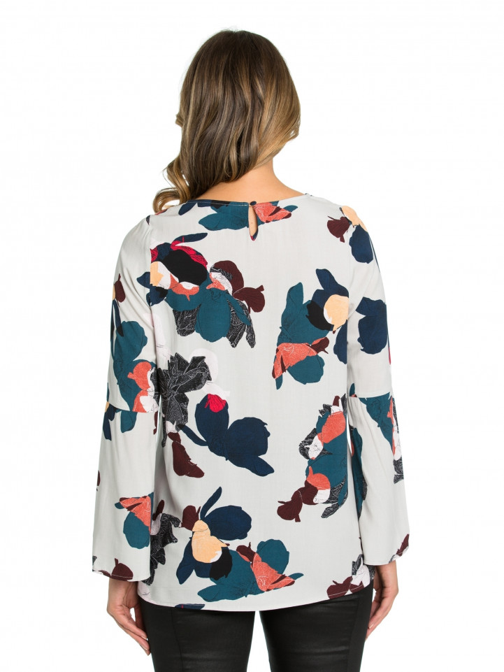 Freedom Floral Blouse