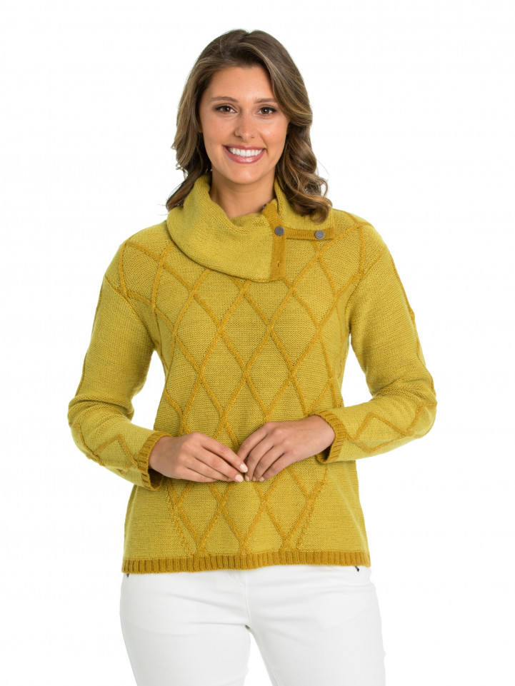 Soft Cable Sweater