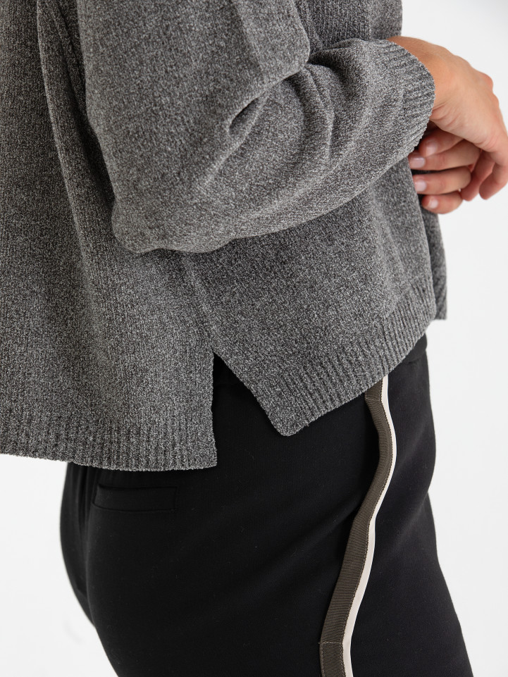 Relaxed Knit Sweater
