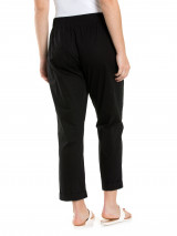 3/4 Relaxed Cotton Pant