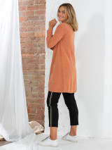 Relaxed Knit Cardi