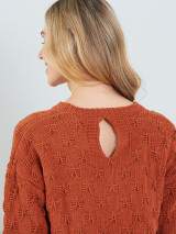 Relaxed Chenille Sweater