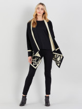 Long Sleeve Woodlands Cardi