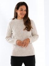 Multi Cable Sweater