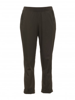 Deep Forest 3/4 Relaxed Cotton Pant
