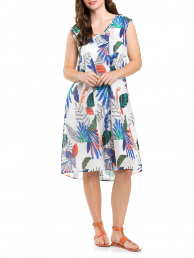 S/l Tropical Dress