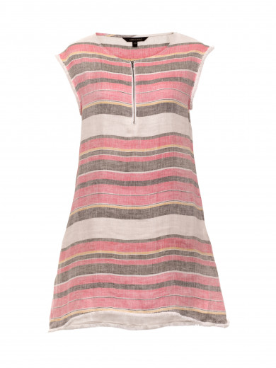 Bouquet Stripe Tunic