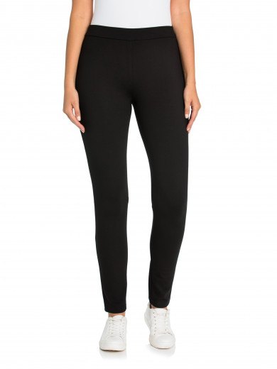 Black Ponte Legging