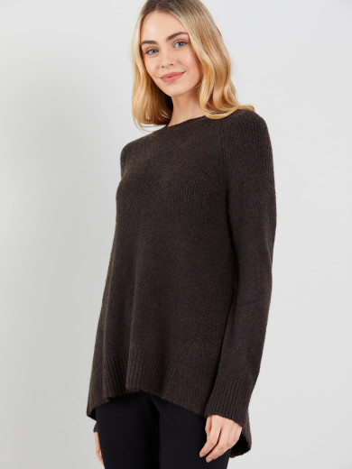 Panel Stitch Sweater