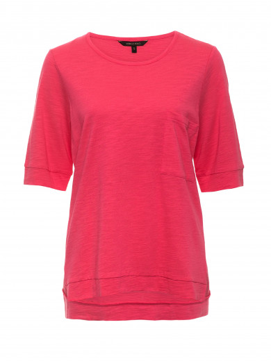 Watermelon Relaxed Pocket Tee