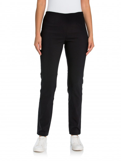 Black Cigarette Leg Pant