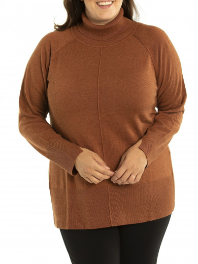 Relaxed Sweater - Plus Size