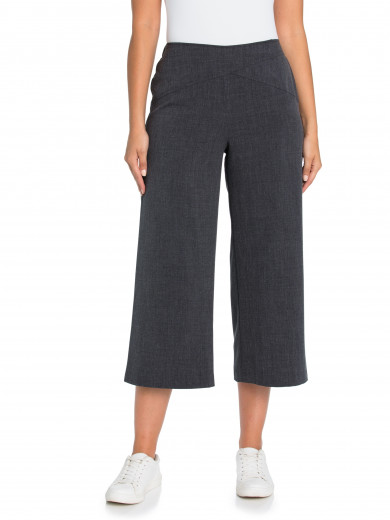 Coal Cross Over Wide Pant