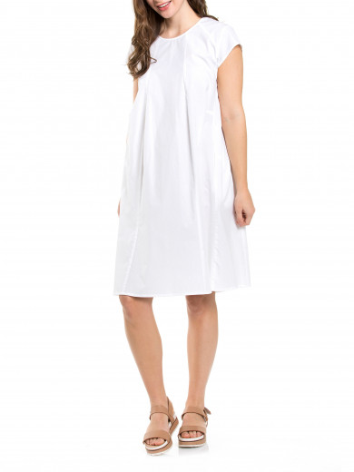 S/s Panelled Dress