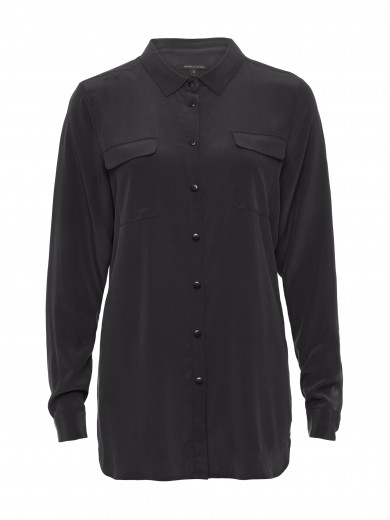 Coal Button Thru Tunic