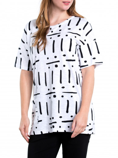 Elbow Tic-tac Tunic