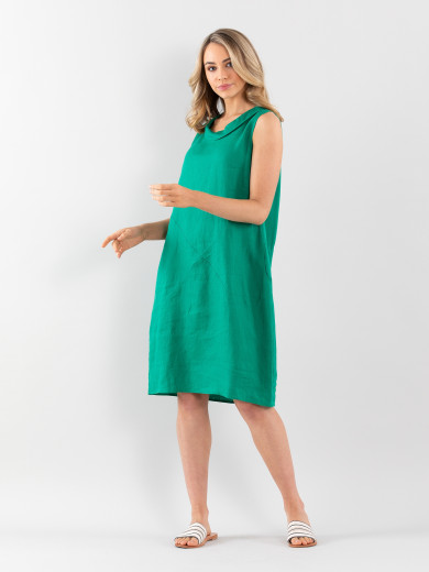 Spliced Summer Dress