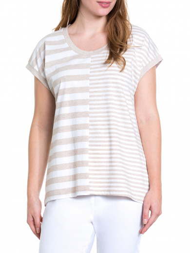 Twin Stripe Tee