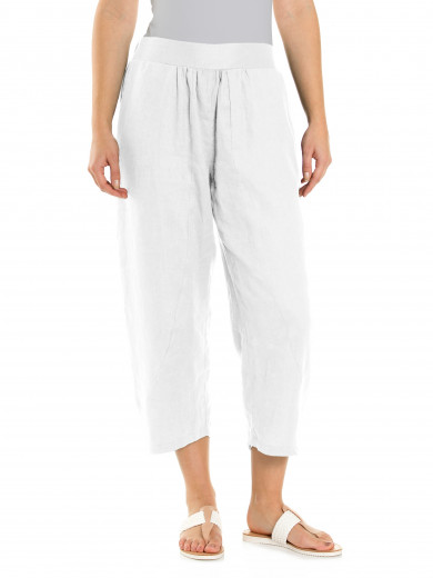 Cropped Relaxed Pant