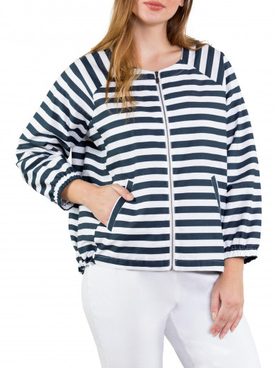 Summer Stripe Jacket