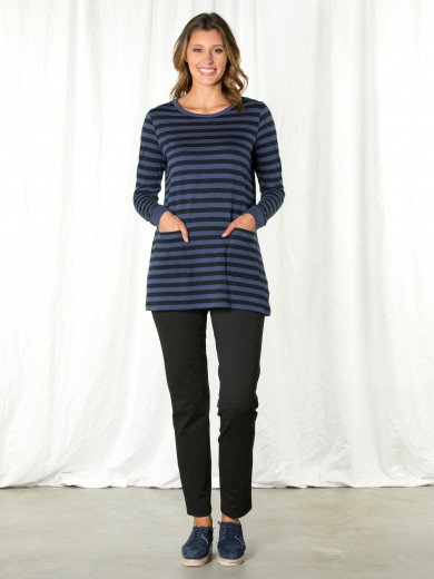Liberty Blue Stripe Tunic