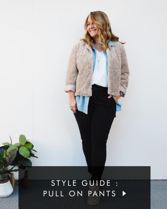 Style Guide: Pull On Pants