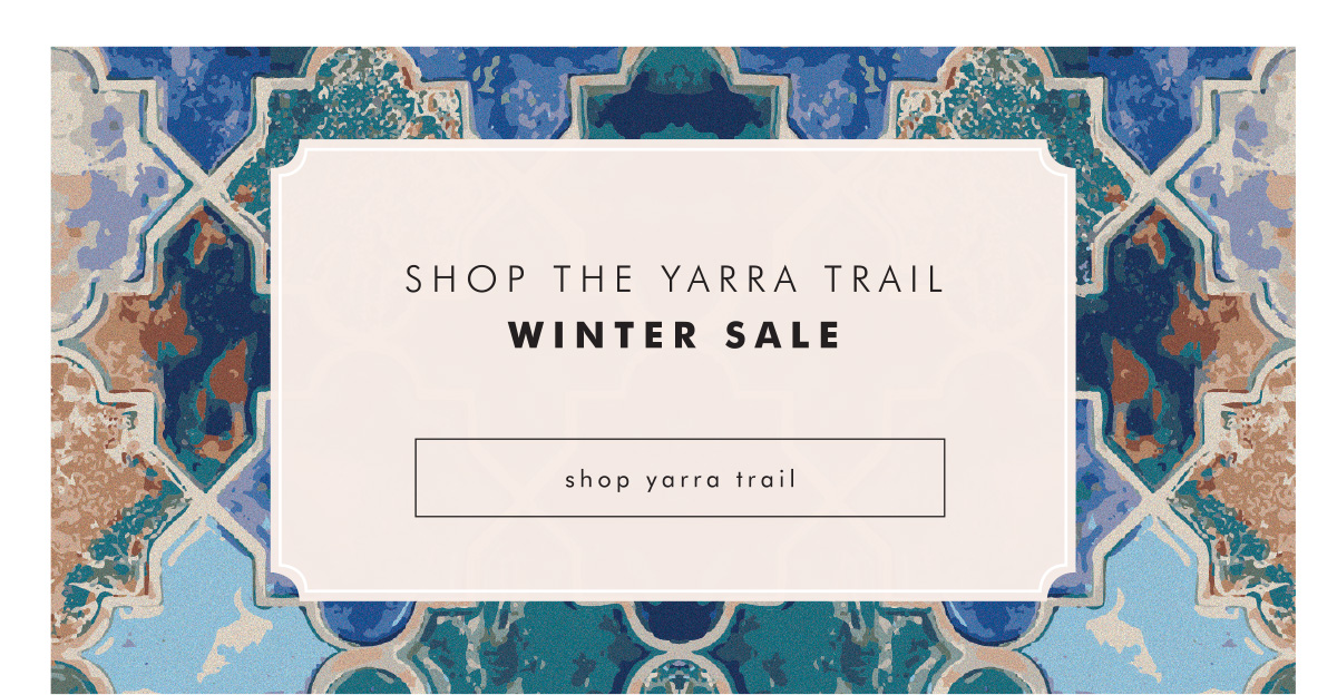 Shop Yarra Trail Sale